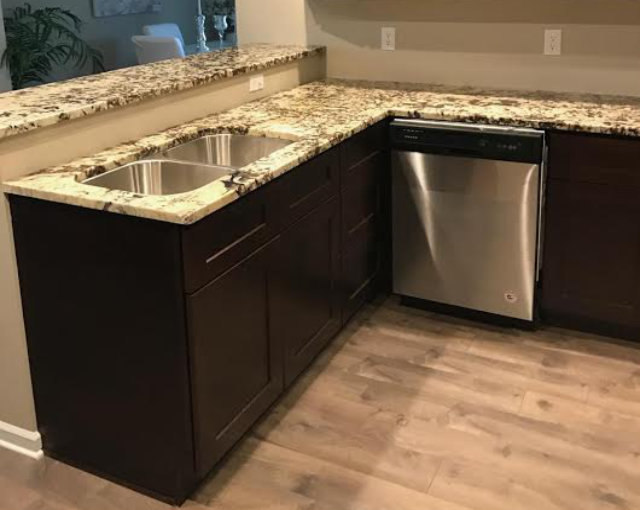Kitchen Remodel.