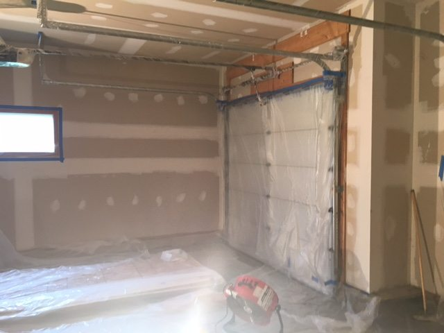 New Garage Window (alternate view) -