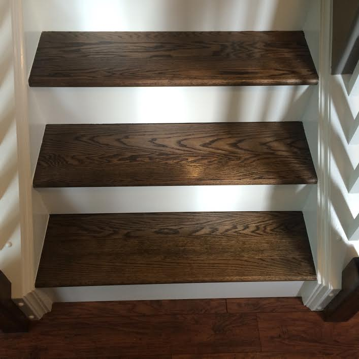 New Stairs (close up) -