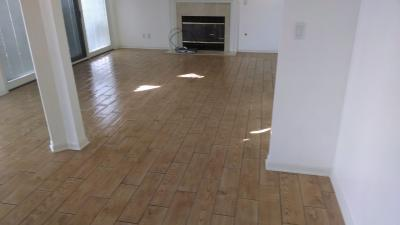 New Living Room Floor