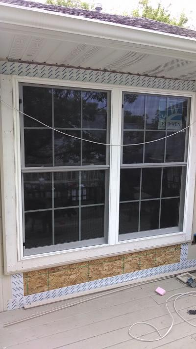 New Exterior Window