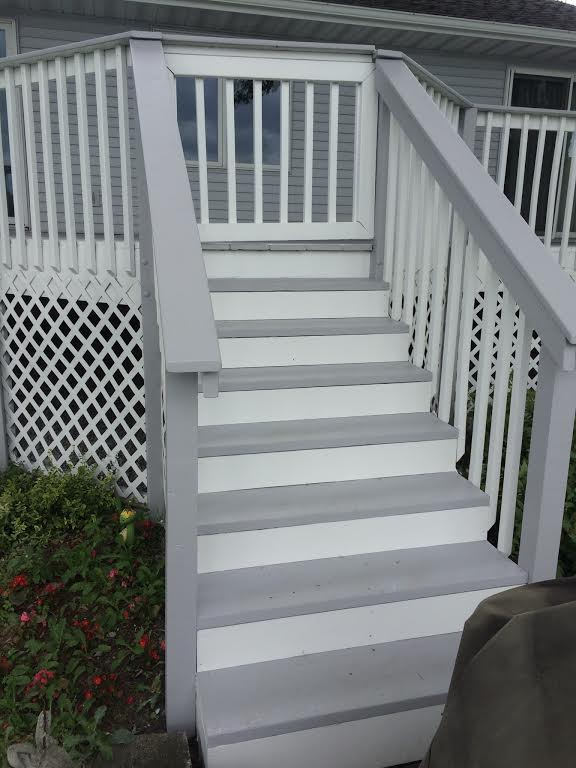 Deck Painting -